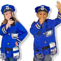 Official Jr. Police Officer Set