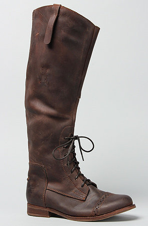The Ridem Boot in Brown