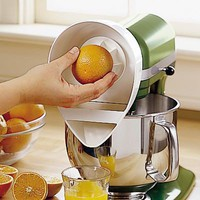 Please / KitchenAid Stand Mixer Citrus Juicer Attachment | Williams-Sonoma