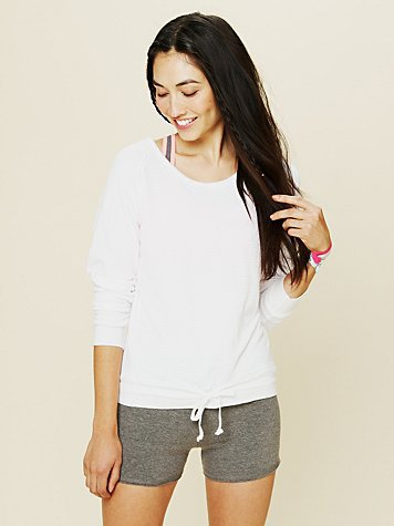 Free People Hot Yoga Shorts