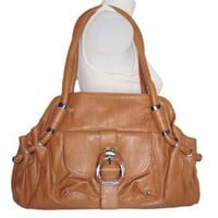 X-Large Front Pocket Satchel Handbag