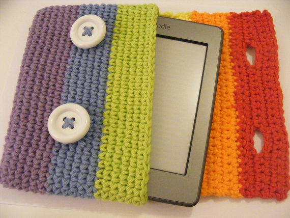Rainbow Kindle Kozy