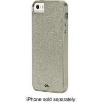 Case-Mate - Glam Case for Apple® iPhone® 5 and 5s - Champagne