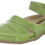 Everybody Women`s Lacuna Flat,Green,40 EU/10 M US