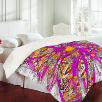DENY Designs Home Accessories | Ingrid Padilla Petal Duvet Cover