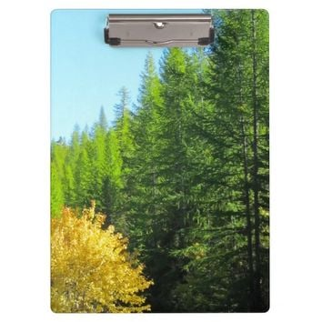 Trees Clipboard