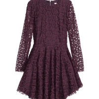 H&M Circle Dress in Lace $69.95
