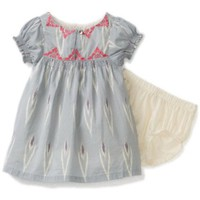 Tea Collection Baby-Girls Infant Ubud Ikat Dress