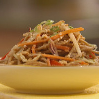 Sesame Peanut Noodles - myLifetime.com
