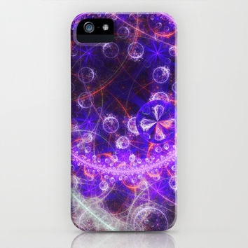 Fairy Bubble Explosion V2 iPhone & iPod Case by 319media