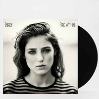 Birdy - Fire Within LP- Black One