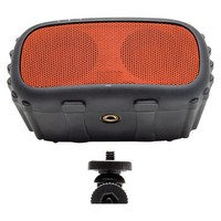 ECOXGEAR - ECOROX Waterproof Bluetooth Speaker - Orange