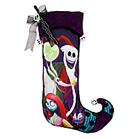 Nightmare Before Christmas Holiday Stocking