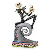 Jack Skellington ''What's This?'' Figure by Jim Shore