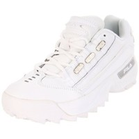 Fila Women`s Hometown Extra Lace-Up Fashion Sneaker,White/White/White,7.5 M US