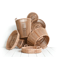 Piet Hein Eek Basket low - Fair Trade | Piet Hein Eek - BijzonderMOOI* Dutch design online