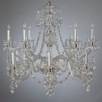 Lancaster Chandelier - Chandeliers - Lighting - Products - Ralph Lauren Home - RalphLaurenHome.com