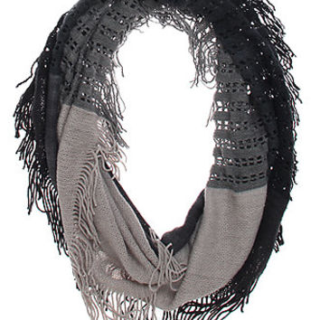 With Love From CA Ombre Infinity Scarf at PacSun.com