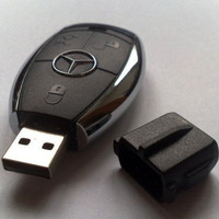 Gullei Trustmart : Mercedes Benz Key Creative USB Flashdrive [GTM00810] - $22.22-Couple Gifts, Cool USB Drives, Stylish iPad/iPod/iPhone Cases &amp; Home Decor Ideas