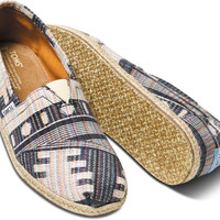 MULTI GEOMETRIC WEAVE MEN'S CLASSICS