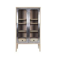 Double Duty Display Cabinet