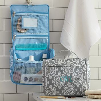 Ultimate Hanging Toiletry, Ikat Medallion