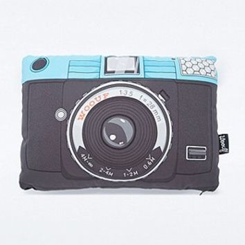 Woouf Camera Cushion - Urban Outfitters