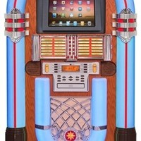 CR1205A-PA Crosley iJuke Digital Tablet Full Size Jukebox