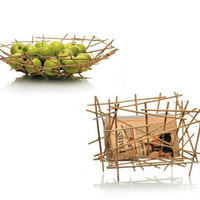 Creative Uses For Bamboo Poles: Handcrafted Bowls, Bins & More | Bamboo Fencer Blog