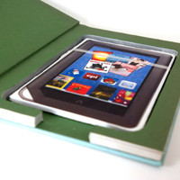 Kindle or Nook Hollow Book Case - America's Wild and Scenic Rivers