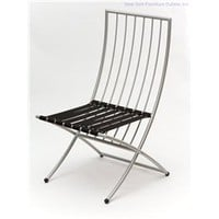 Chair-22 (Set Of 2) Outdoor Chair, Contemporary Outdoor Chair Set, Modern Outdoor Chair Set: Nyfurnitureoutlets.com