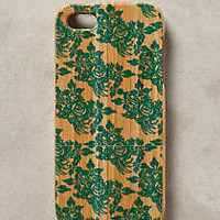 Bamboo Rose iPhone 5 Case