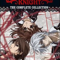 VAMPIRE KNIGHT: THE COMPLETE COLLECTION [(4 Disc)]