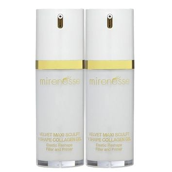 *SP LIMITED STOCK!! Tighten and Lift DUO: Velvet Maxisculpt Collagen Gele - Mirenesse