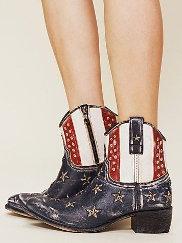 Free People Hanshaw Stud Boot