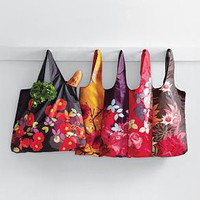 envirosax floral bloom market bags