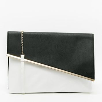 New Look Olivia Oversized Clutch Bag