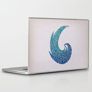 - new wave - Laptop & iPad Skin by Magdalla Del Fresto