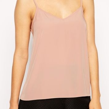 ASOS Woven Cami Top at asos.com