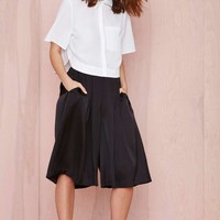 Nasty Gal Too Cool Culotte