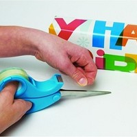 ALL-IN-ONE SCISSOR TAPE