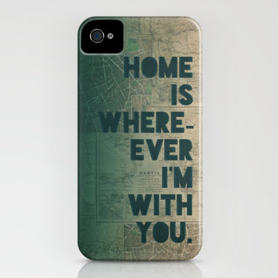 Home iPhone Case by Leah Flores | Society6