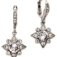Oscar de la Renta Delicate Star Earrings