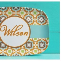 Personalized Serving Platters- New Styles- Perfect Xmas Gift!