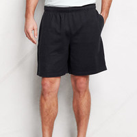 Men's Jersey Knit Shorts from Lands' End