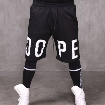DOPE Foreword Jersey Shorts