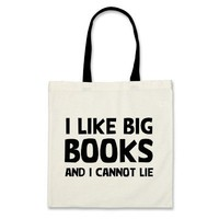 I Like Big Books Bags from Zazzle.com