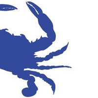 Maryland Blue Crab - Disposable Paper Placemats - Pad of 50