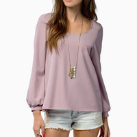 Less Is Amour Blouse $46