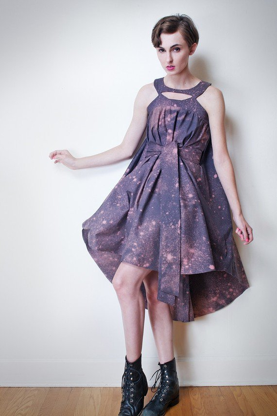Harmony and the Night Sky Dress